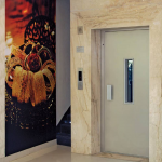 ms swing door with vision panels