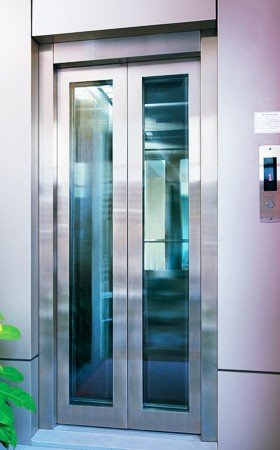 Automatic Elevators Ss Glass Door Big Frame Passenger Lifts
